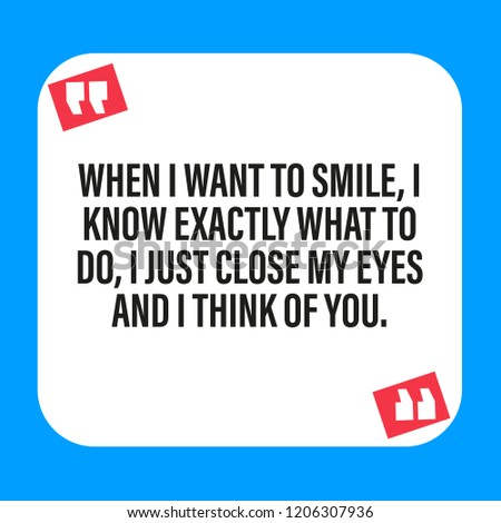 Cute Love Quotes That Will Make Stock Vector Royalty Free