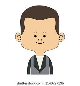 Cute midget man profile
