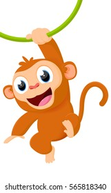 Cartoon Tree Monkey Images Stock Photos Vectors Shutterstock Tree monkey cartoon vectors and psd free download. https www shutterstock com image vector cute monkey cartoon 565818340