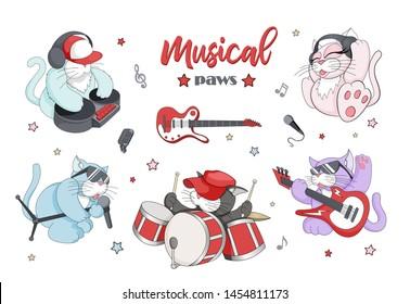 Cats Musical Concept Art