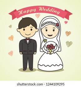 Vectores Imagenes Y Arte Vectorial De Stock Sobre Wedding Couple