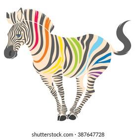 Zebra Tattoo Bilder Stockfotos Vektorgrafiken Shutterstock