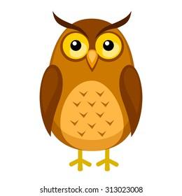 owl cartoon images stock photos vectors shutterstock rh shutterstock com wise owl images cartoon owl pictures cartoon
