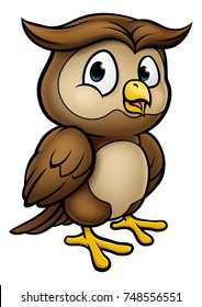 owl cartoon images stock photos vectors shutterstock rh shutterstock com cartoon owl images cartoon owl images black and white
