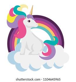 Unicorn Face Images Stock Photos Vectors Shutterstock