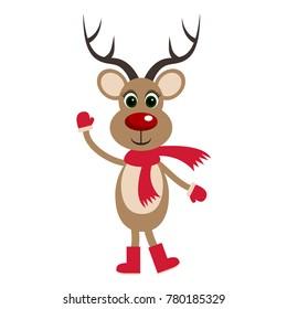 christmas reindeer images stock photos vectors shutterstock