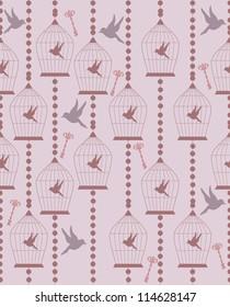 cute retro pattern. vector illustration