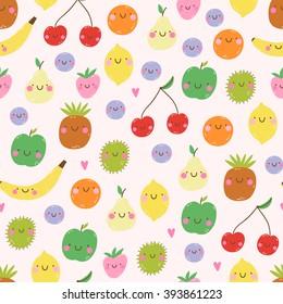 7f2399bad5af Ilustraciones, imágenes y vectores de stock sobre Children Fruit ...