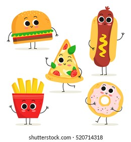 Food Cartoon Images Free