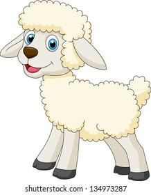 Cartoon Lamb Images, Stock Photos & Vectors | Shutterstock