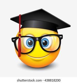 graduation cap cartoon images stock photos amp vectors