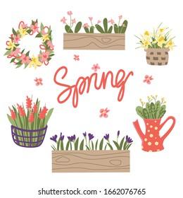 Daffodil Cartoon Images Stock Photos Vectors Shutterstock