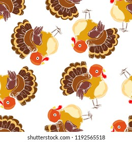 Turkey Pattern Images, Stock Photos & Vectors | Shutterstock