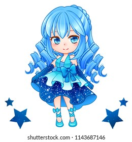 Cute vector illustration.