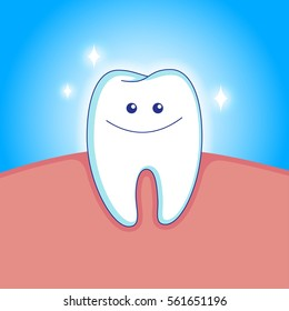 Tooth Root Images, Stock Photos & Vectors | Shutterstock