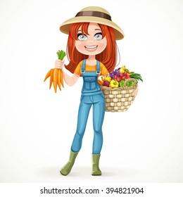Farm girls young Farm Girl