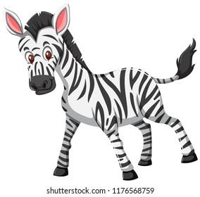 Zebra Clip Art