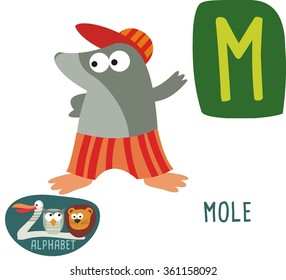 Cute mole day cartoon - photo#53