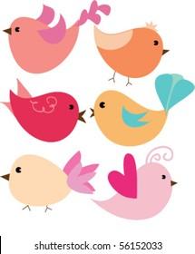 cuteb birds