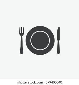 Cutlery-Symbol