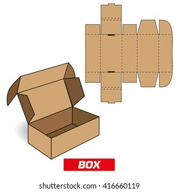 cutting a rectangular box