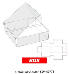 cutting a simple box