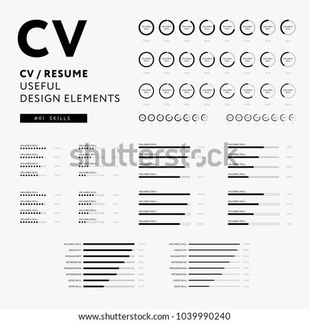 skills for a cv