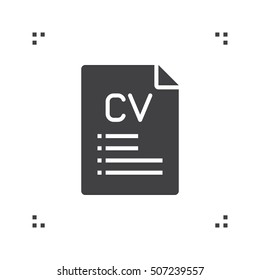 Royalty Free Cv Logo Images Stock Photos Vectors Shutterstock