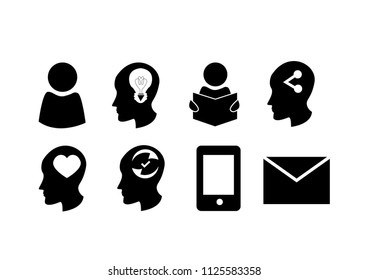 CV solid icons