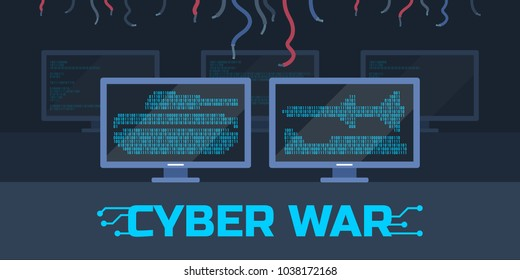 Cyber warfare or the actions to attack and attempt to damage another nations computers or information networks through