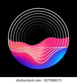 cycle sound wave
