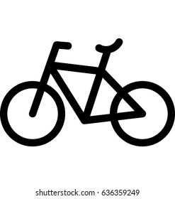Cycle Vector Icon