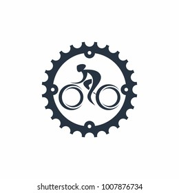 cycling gear logo