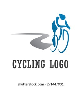 Cycling Logo - Cycle Sport Identity