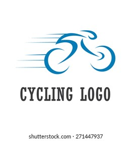 Cycling Sport Logo - Bike Identity