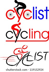 cyclist, cycling, bike