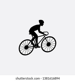 cyclocross icon sign signifier vector