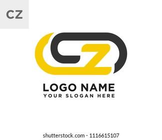 CZ initial logo template vexctor