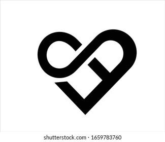 d and f logo design