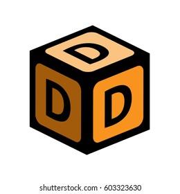 Fancy letter d images stock photos vectors shutterstock d letter fancy alphabet letter altavistaventures Image collections