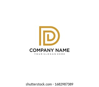 d logo for the company