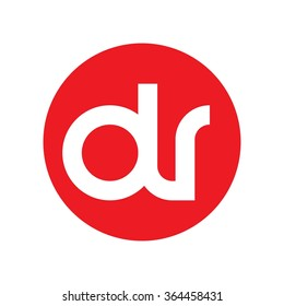d and r logo