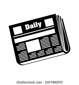 daily newspaper icon