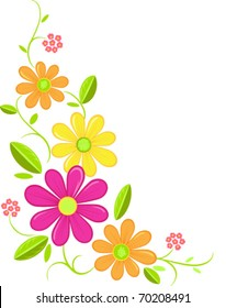 daisy vine corner