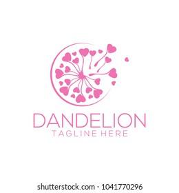Dandelion Logo Design