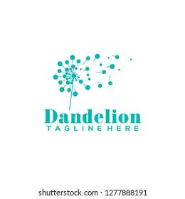 Dandelion Logo Template