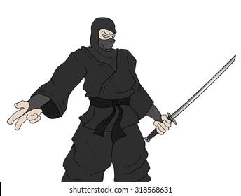 danger ninja