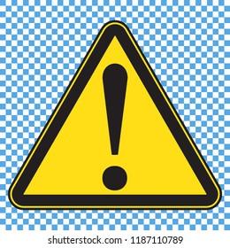 Danger sign, Danger icon