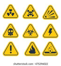 danger sign warning