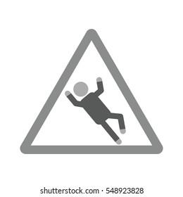 Danger of Slipping